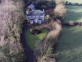33 Arial of House