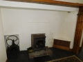 Fireplace-in-kitchen